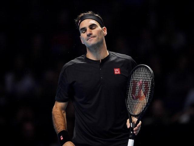 Result: Roger Federer beaten as Novak Djokovic starts ATP Finals with a win