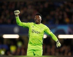 Tottenham 'very interested in Andre Onana deal'
