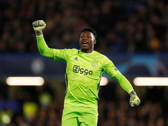 Chelsea, Tottenham to battle for Andre Onana?