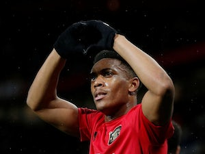 Solskjaer backs Anthony Martial to reach 20 goals this season