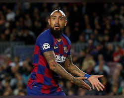 Inter Miami ready to move for Arturo Vidal?