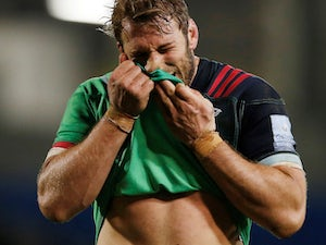 Former England captain Chris Robshaw leaves Harlequins for San Diego Legion