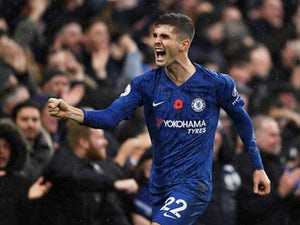 Frank Lampard: 'Christian Pulisic will be a big player for Chelsea'