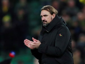 Norwich City manager Daniel Farke pictured on November 8, 2019