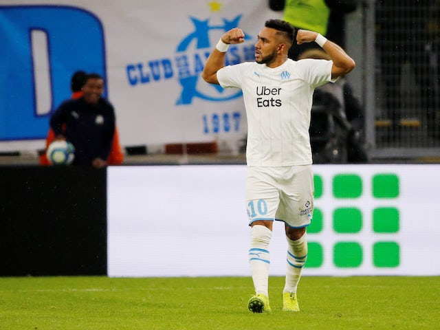 Result: Dimitri Payet brace fires Marseille second