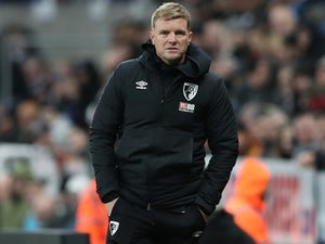 "Eddie Howe warns Bournemouth there is ""no hiding"" after fourth straight loss"