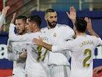 Preview: Real Madrid vs. Real Sociedad - prediction, team news, lineups