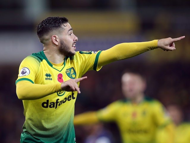 Liverpool 'keeping tabs on Norwich City duo'