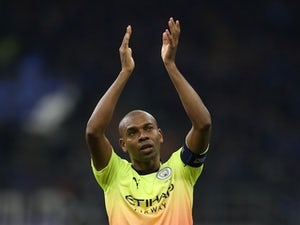 Guardiola: No Fernandinho talks until end of season
