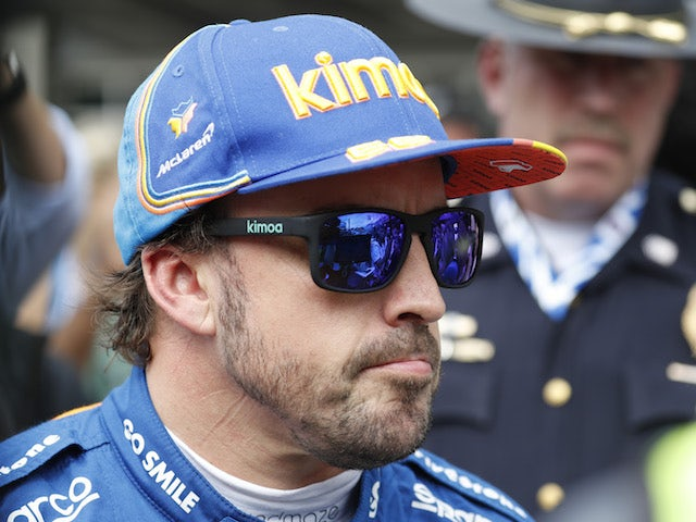 F1 return 'on the table' after Indy 500 - Alonso