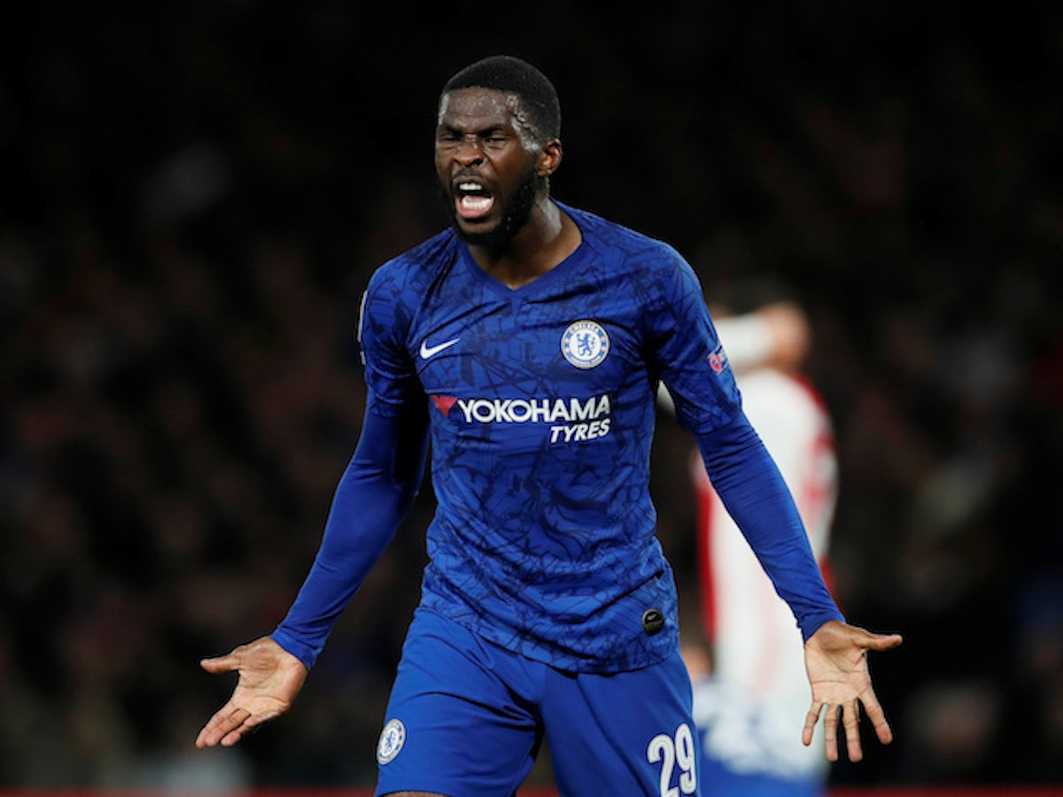 Team News: Fikayo Tomori sidelined for Chelsea against Bournemouth - Sports  Mole