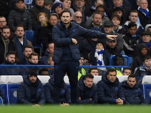 Frank Lampard will not punish Chelsea players for poor form