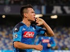 Napoli to offer Hirving Lozano in bid for West Ham United's Felipe Anderson?