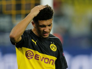 Man City 'decide against Jadon Sancho offer'
