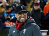 Liverpool manager Jurgen Klopp pictured on November 5, 2019