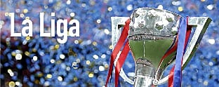 La Liga header