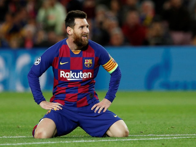 Lionel Messi rules out Barcelona exit next summer