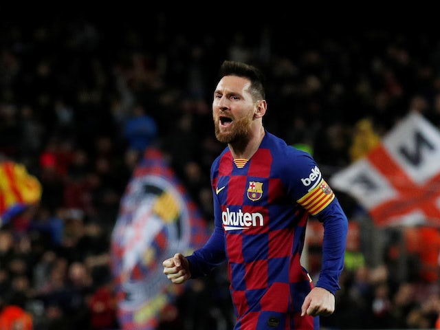 Messi 'to stay at Barca for five more years'