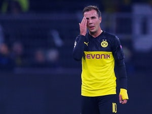 Mario Gotze set to leave Borussia Dortmund this month?