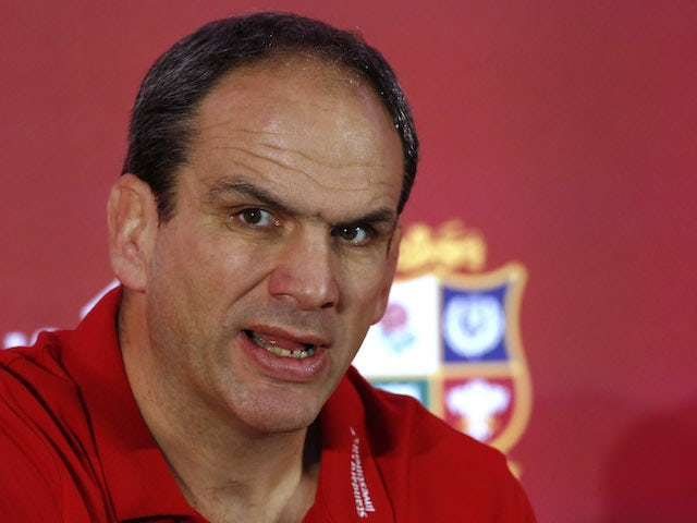 Martin Johnson confident best is yet to come from England after RWC final defeat