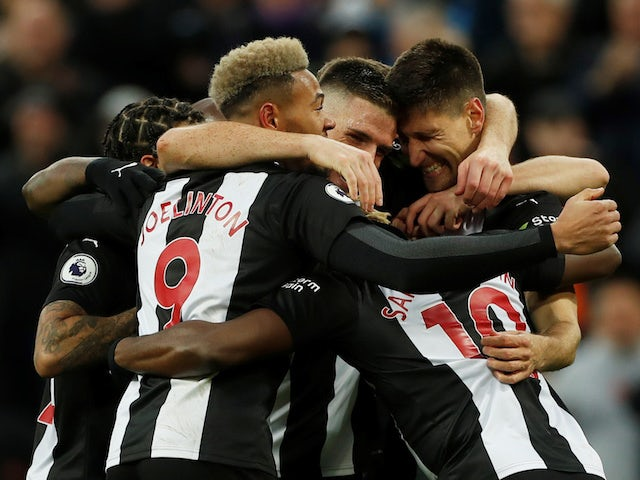 Result: Newcastle come from behind to beat Bournemouth