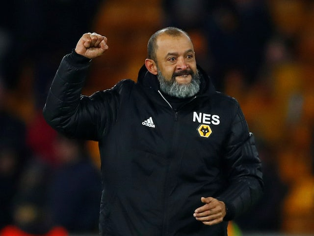 Nuno gives Wolves squad Christmas Day off to boost spirits before Man City clash