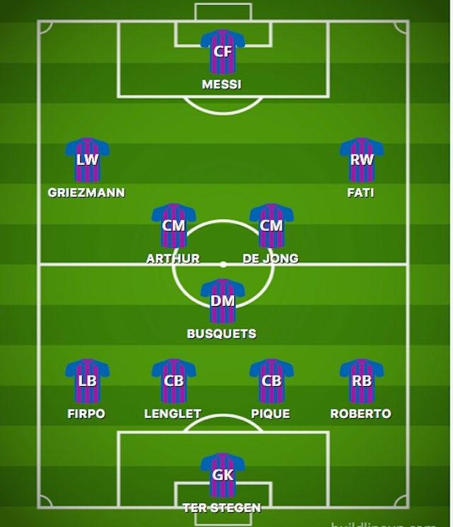 POSS BAR XI vs. CEL