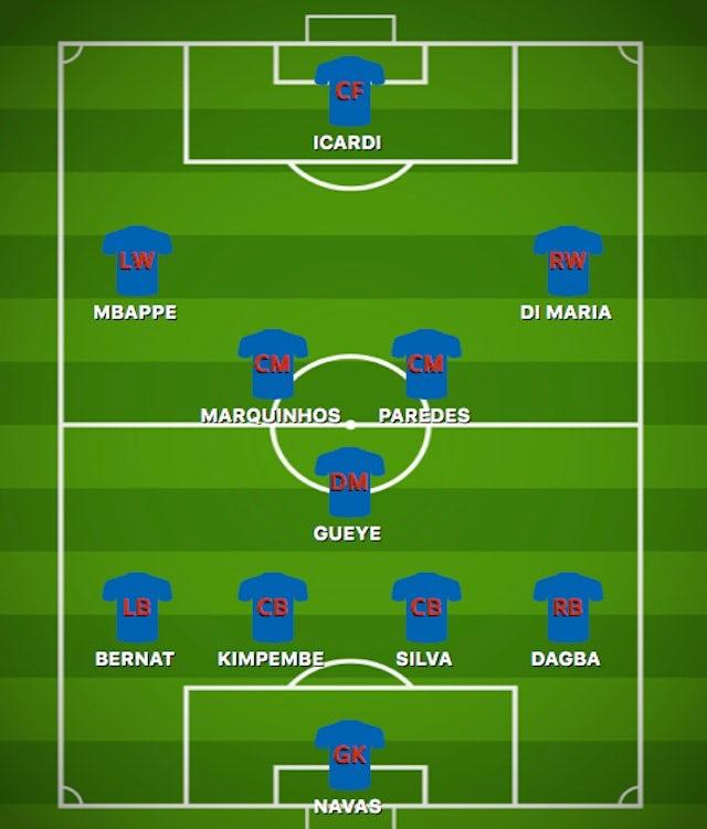 POSS PSG XI vs. BRU
