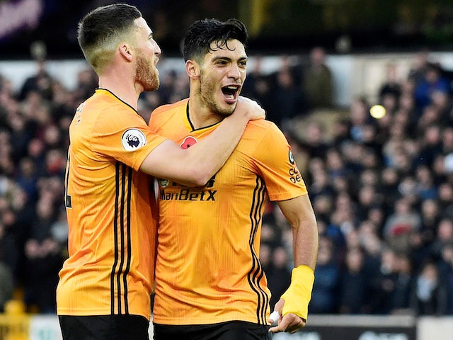 Solskjaer speaks out on links with Raul Jimenez