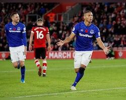 Everton vs. Southampton - prediction, team news, lineups