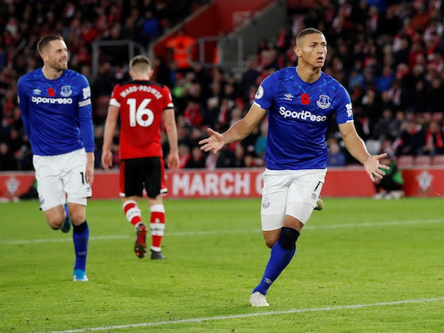 Richarlison 'on five-man United shortlist'