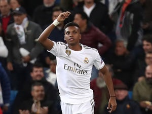Rodrygo scores hat-trick as Real Madrid hit Galatasaray for six