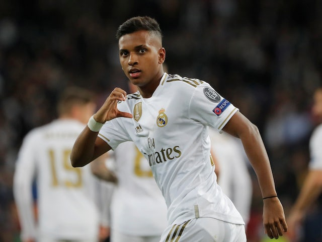 Liverpool 'missed out on Rodrygo Goes'