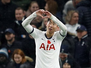 Son: 'Getting three red cards was painful'