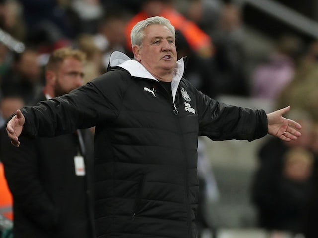 Steve Bruce: 'Festive period will be defining part of Newcastle season'