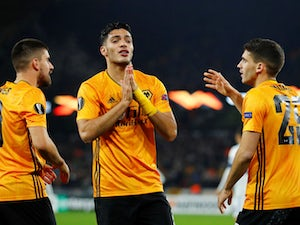 Wolves on course for knockout rounds after last-gasp win over Bratislava