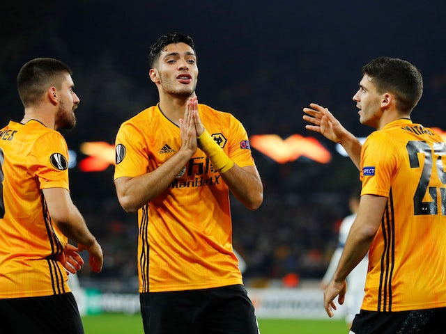 Result: Wolves on course for knockout rounds after last-gasp win over Bratislava