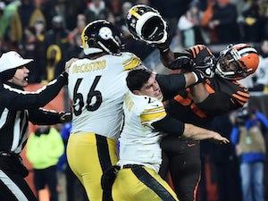 Myles Garrett suspended by NFL after helmet incident