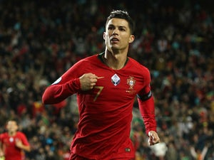 Cristiano Ronaldo's top five international goals