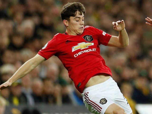 Daniel James: 'We're really enjoying our football at United'