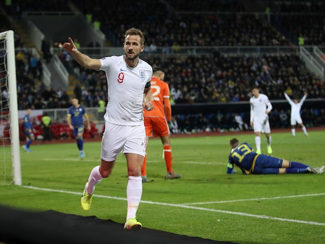 In focus: Harry Kane's record-breaking qualifying campaign