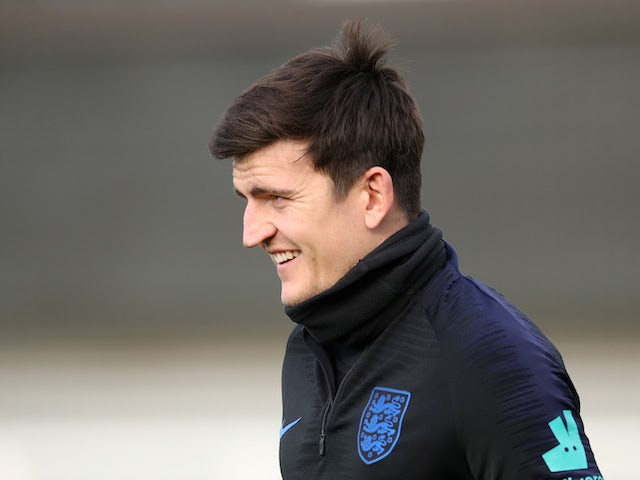 Harry Maguire insists England have