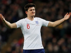 Harry Maguire 'wanted to be a midfielder'