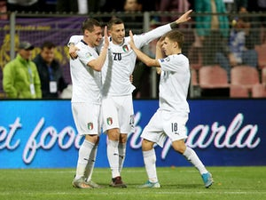 Italy ease past Bosnia to maintain perfect qualifying record