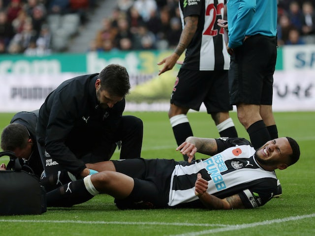 Jamaal Lascelles eyeing long spell at Newcastle