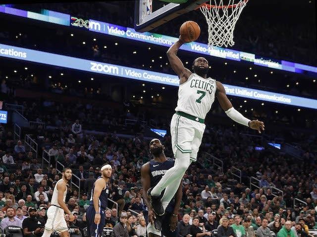 NBA roundup: Boston Celtics win eighth straight game