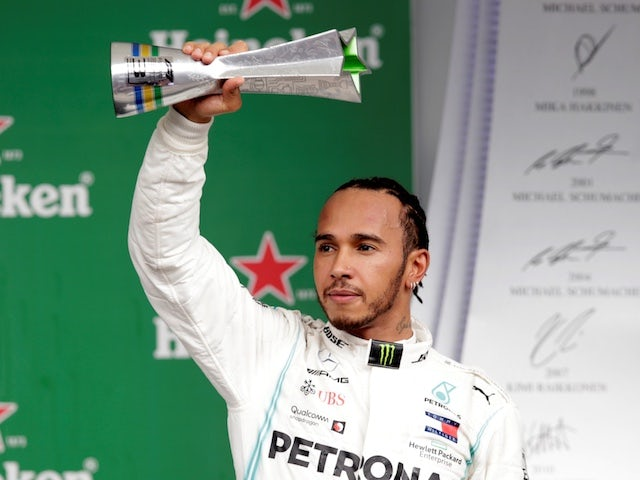Ferrari chief confirms Lewis Hamilton talks