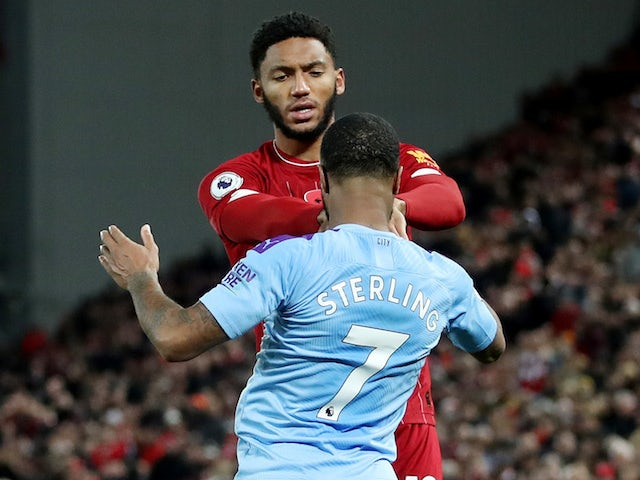 Gareth Southgate keen to move on from Raheem Sterling, Joe Gomez bust-up