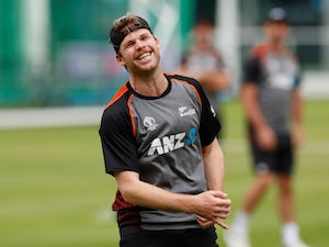 "New Zealand's Lockie Ferguson hoping to cause England ""a bit of anxiety"""