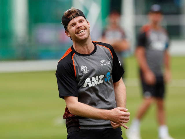 New Zealand's Lockie Ferguson hoping to cause England